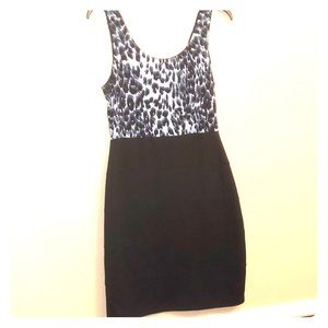 Charlotte Russe size L zip back beauty